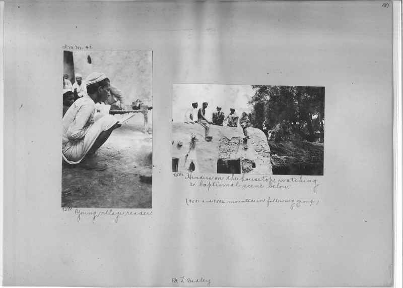 Mission Photograph Album - India #01 page 0181