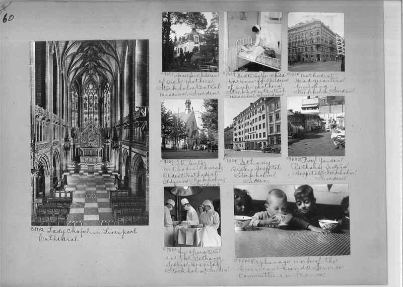 Mission Photograph Album - Europe #09 Page 0060