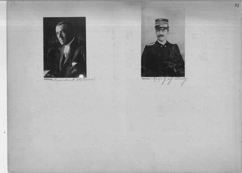Mission Photograph Album - Portraits #1 page 0111
