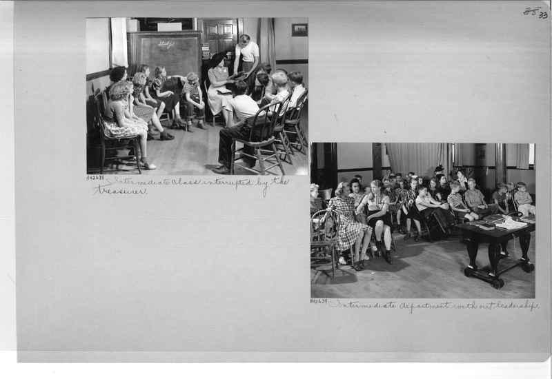 Mission Photograph Album - Religious Education #2 page 0033