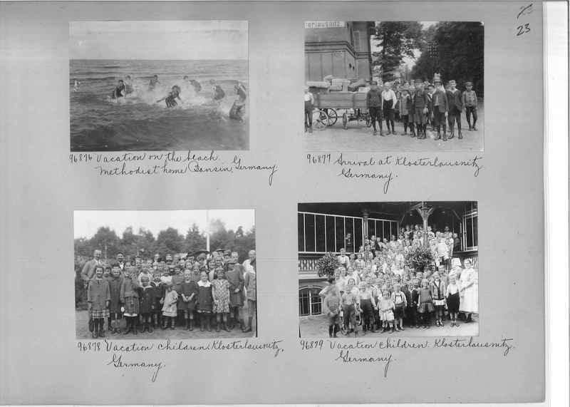 Mission Photograph Album - Europe #09 Page 0023