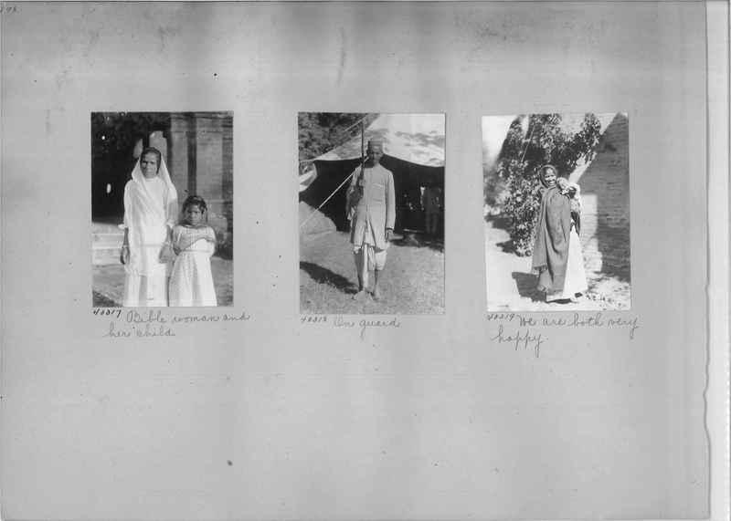 Mission Photograph Album - India #05_0198
