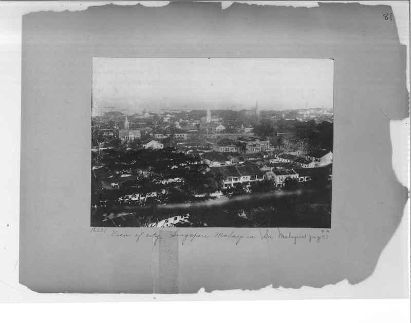 Mission Photograph Album - Malaysia O.P. #1 page 0081