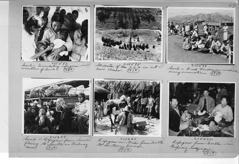 Mission Photograph Album - Korea #6 page 0067