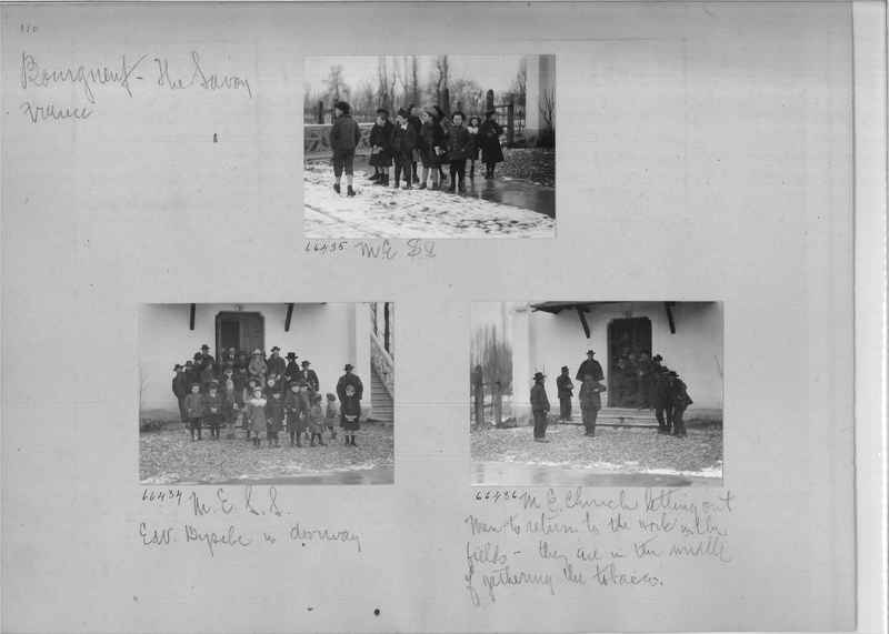 Mission Photograph Album - Europe #05 Page 0110