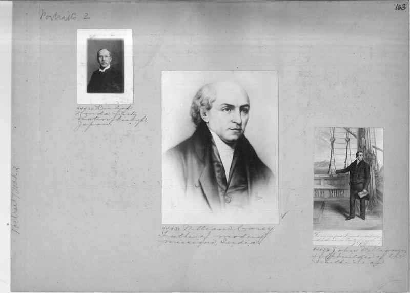 Mission Photograph Album - Portraits #1 page 0163