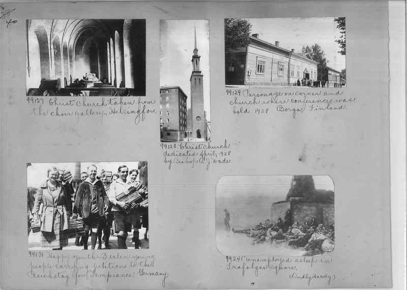 Mission Photograph Album - Europe #09 Page 0040