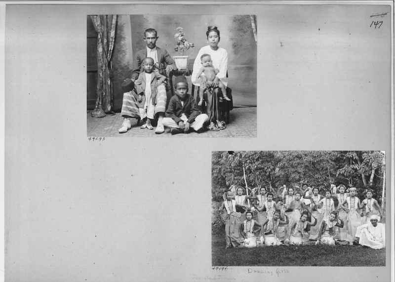 Mission Photograph Album - Burma #1 page 0147