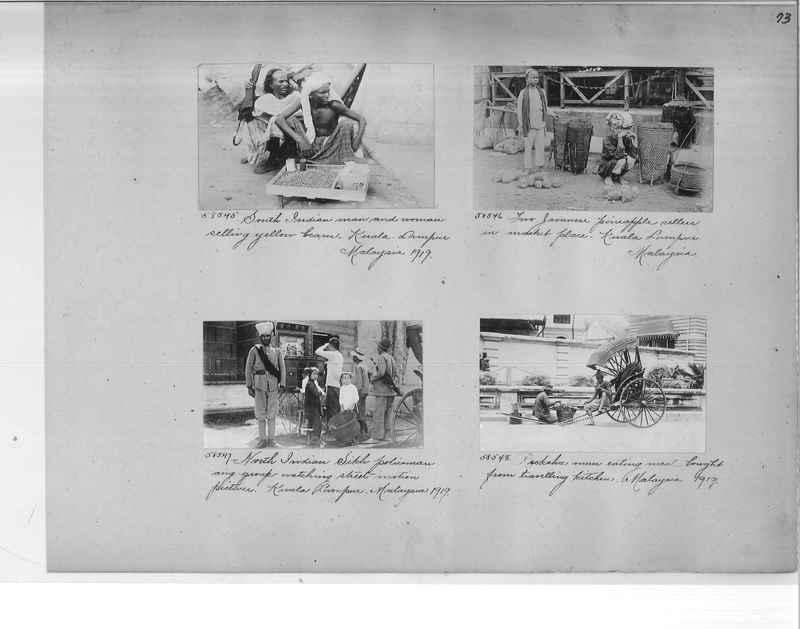 Mission Photograph Album - Malaysia #6 page 0073