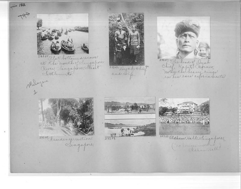 Mission Photograph Album - Malaysia #1 page 0142