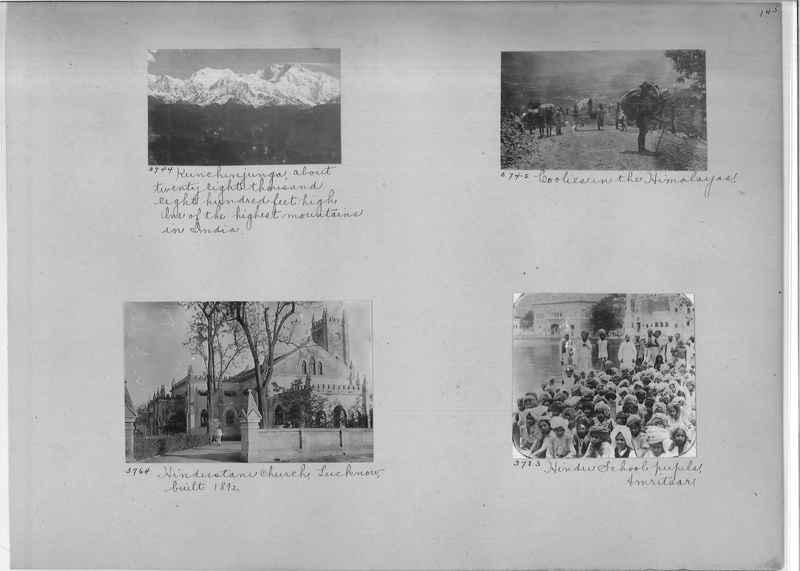 Mission Photograph Album - India #01 page 0145