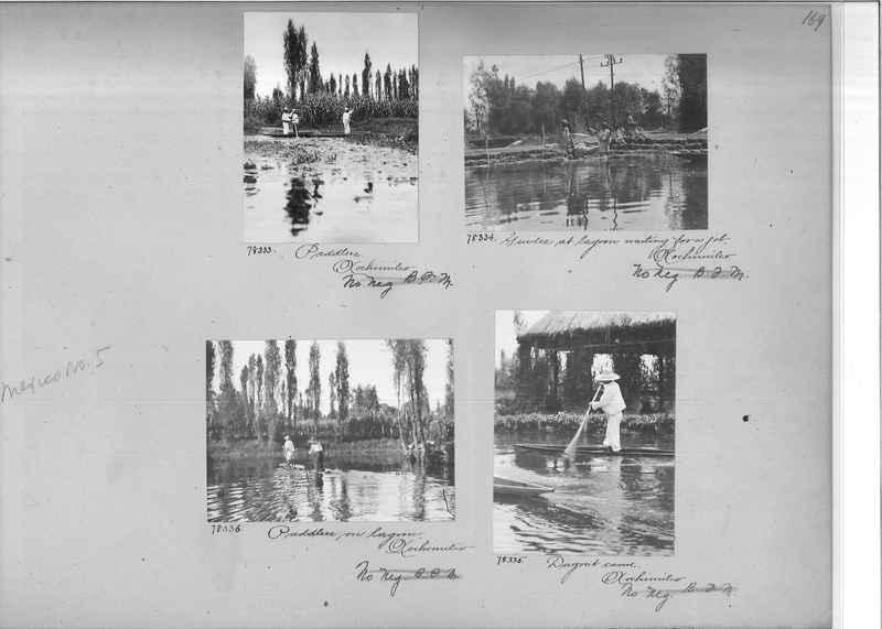Mission Photograph Album - Mexico #05 page 0169