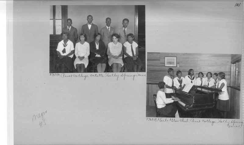 Mission Photograph Album - Negro #5 page 0101