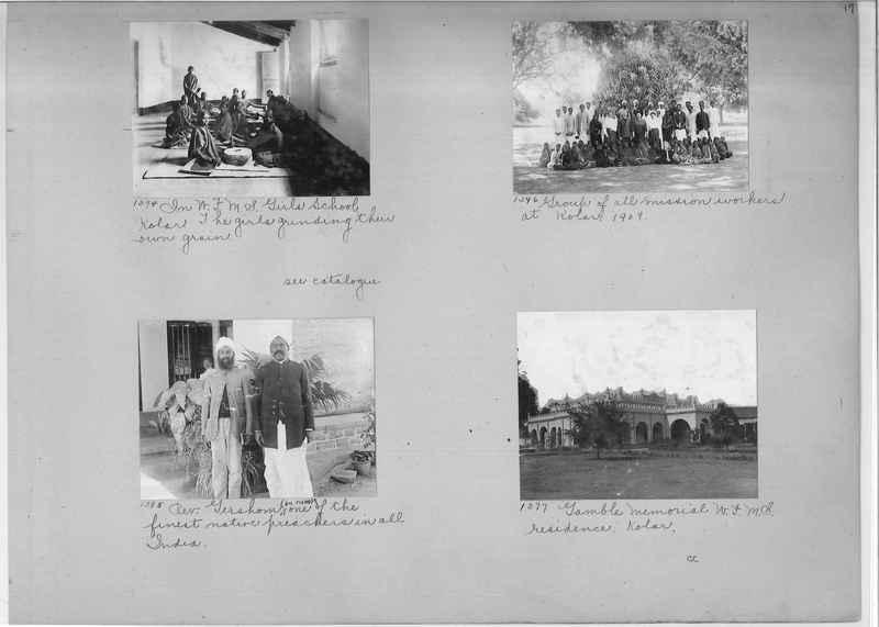 Mission Photograph Album - India #01 page 0089