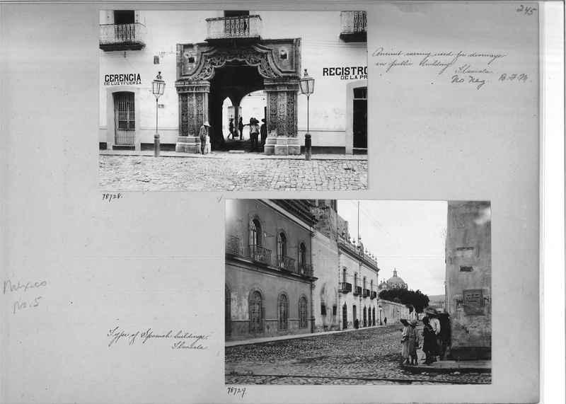 Mission Photograph Album - Mexico #05 page 0145