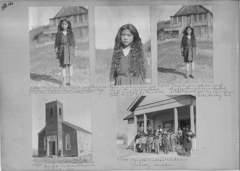 Mission Photograph Album - Indians #2 page_0160