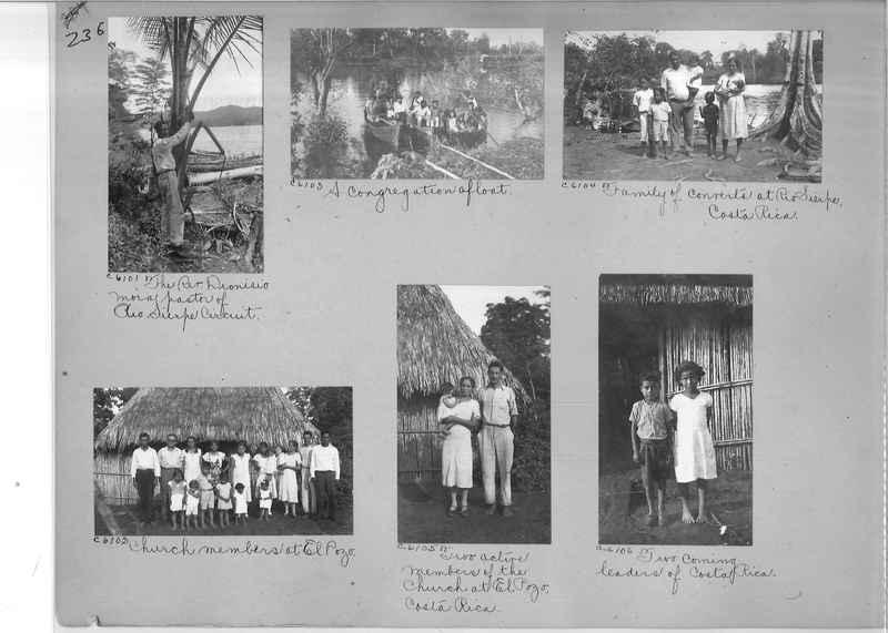 Mission Photograph Album - Panama #04 page 0236