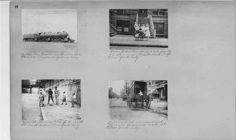 Mission Photograph Album - Cities #8 page 0044