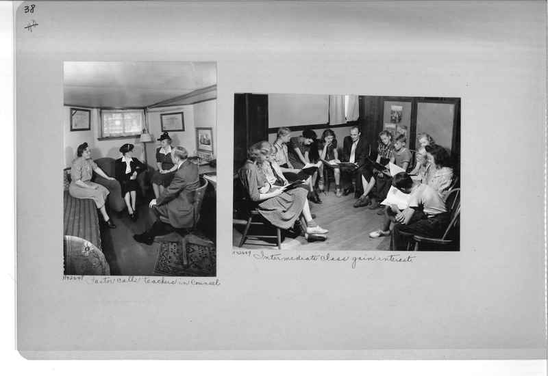 Mission Photograph Album - Religious Education #2 page 0038