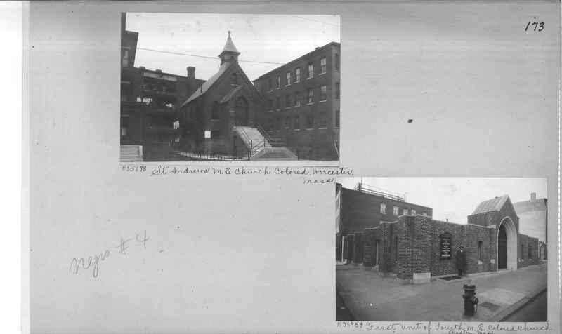 Mission Photograph Album - Negro #4 page 0173