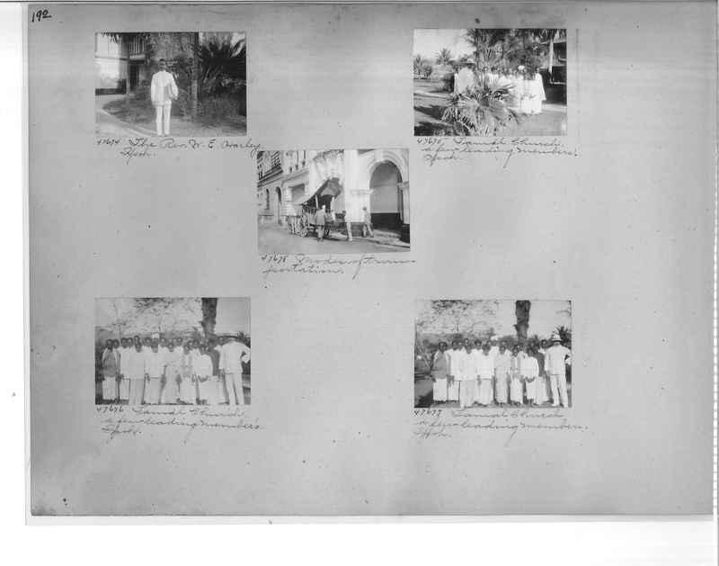 Mission Photograph Album - Malaysia #4 page 0192