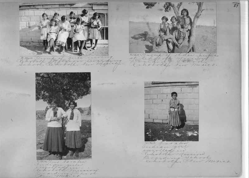 Mission Photograph Album - Indians #2 page_0051
