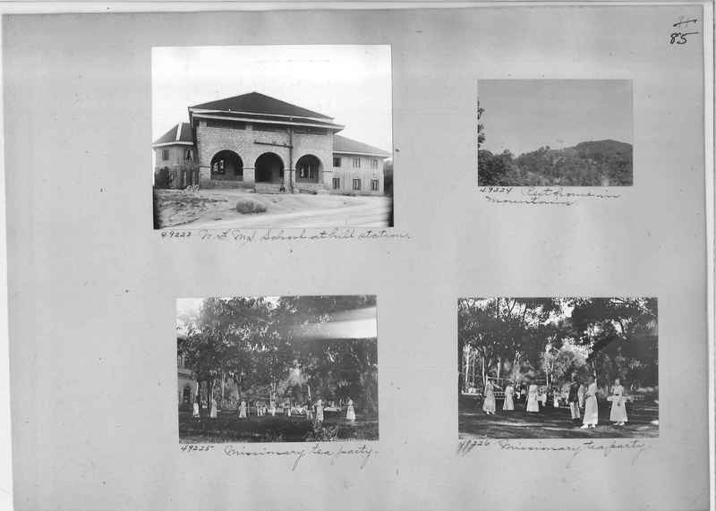 Mission Photograph Album - Burma #1 page 0085
