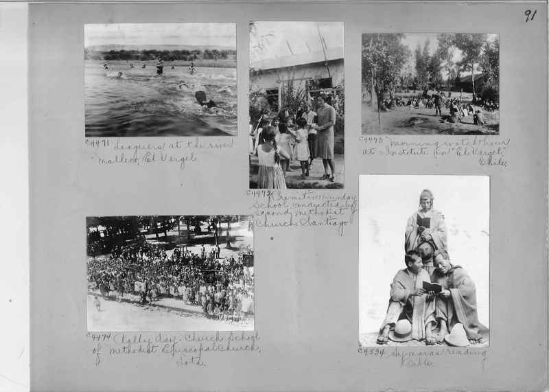 Misson Photograph Album - South America #8 page 0091
