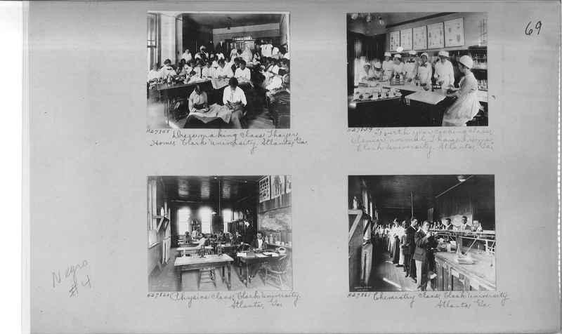 Mission Photograph Album - Negro #4 page 0069