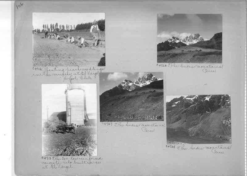 Misson Photograph Album - South America #8 page 0106