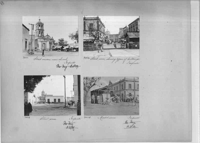 Mission Photograph Album - Mexico #05 page 0018