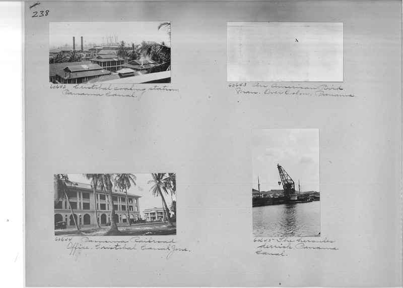 Mission Photograph Album - Panama #02 page 0238