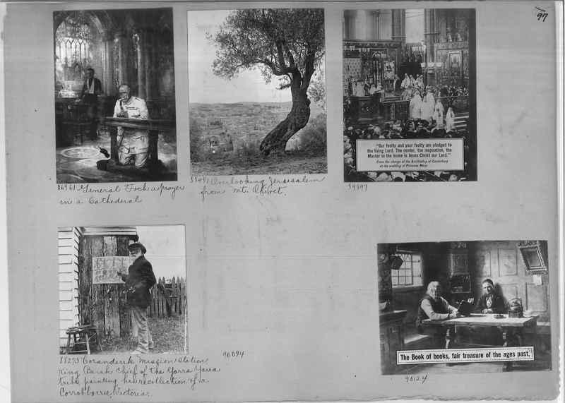 Mission Photograph Album - Miscellaneous #02 Page 0097