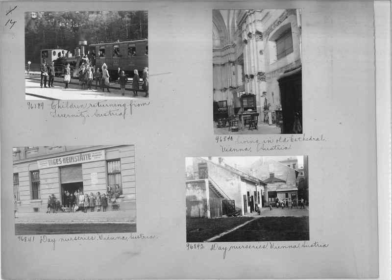 Mission Photograph Album - Europe #09 Page 0014