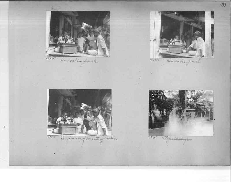 Mission Photograph Album - Malaysia #4 page 0133