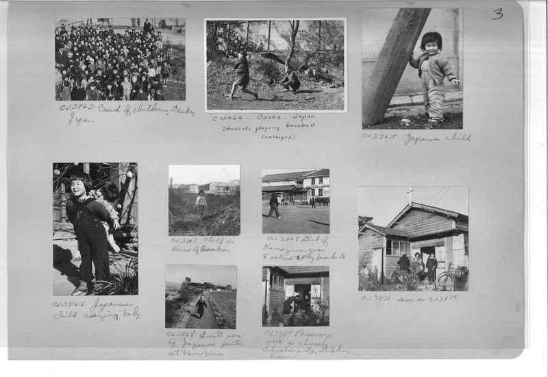 Mission Photograph Album - Japan #07 Page 0003