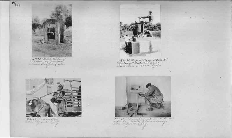 Mission Photograph Album - Cities #8 page 0172