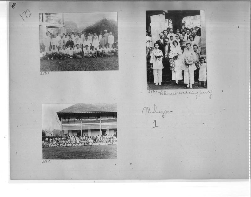 Mission Photograph Album - Malaysia #1 page 0172