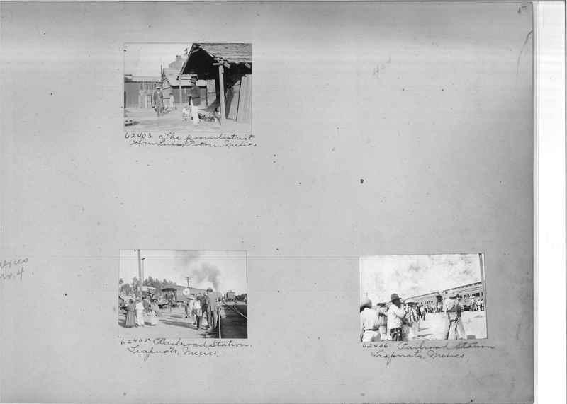 Mission Photograph Album - Mexico #04 page 0005