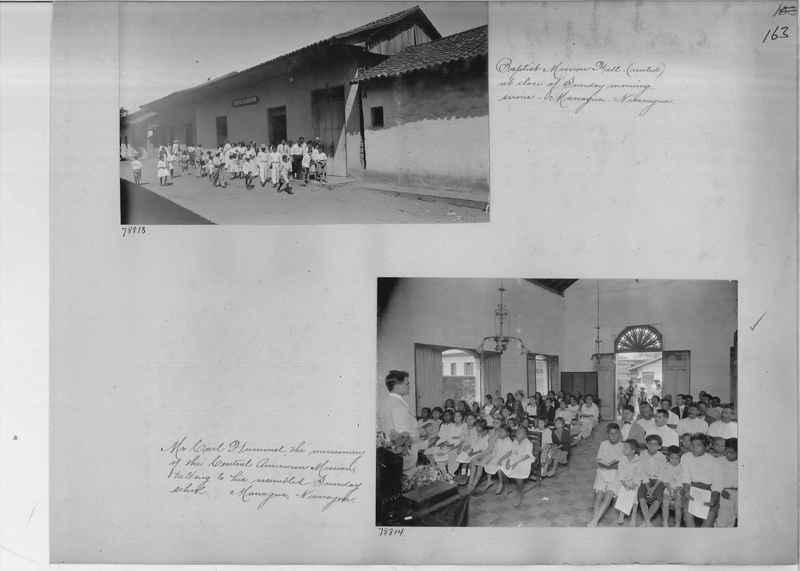 Mission Photograph Album - Panama #04 page 0163