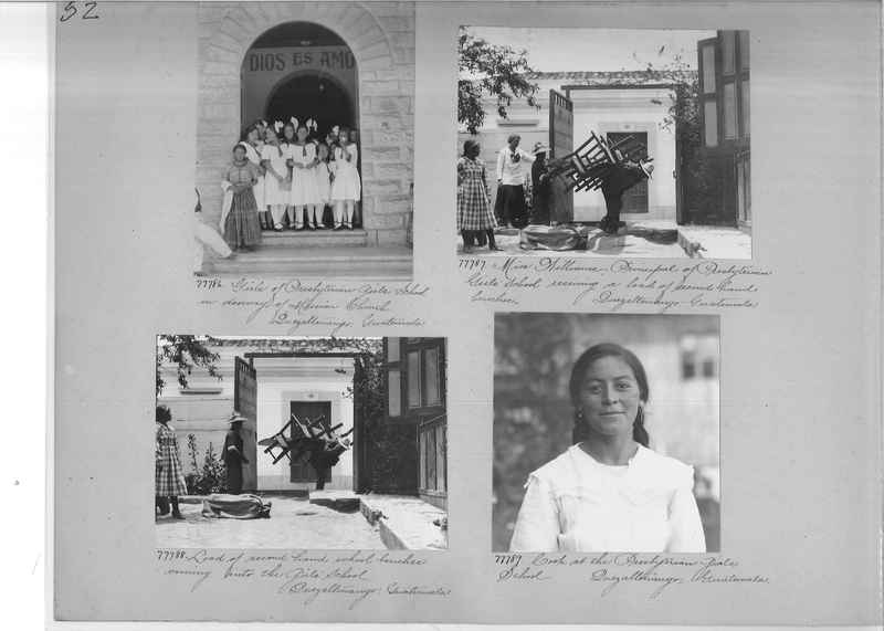 Mission Photograph Album - Panama #04 page 0052