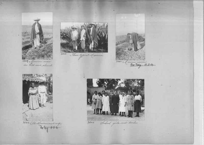 Mission Photograph Album - Mexico #05 page 0038