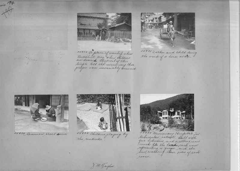 Mission Photograph Album - Japan #04 Page 0194