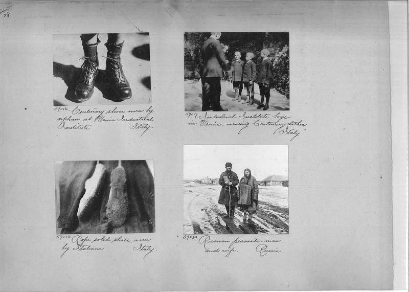 Mission Photograph Album - Europe #03 Page 0028