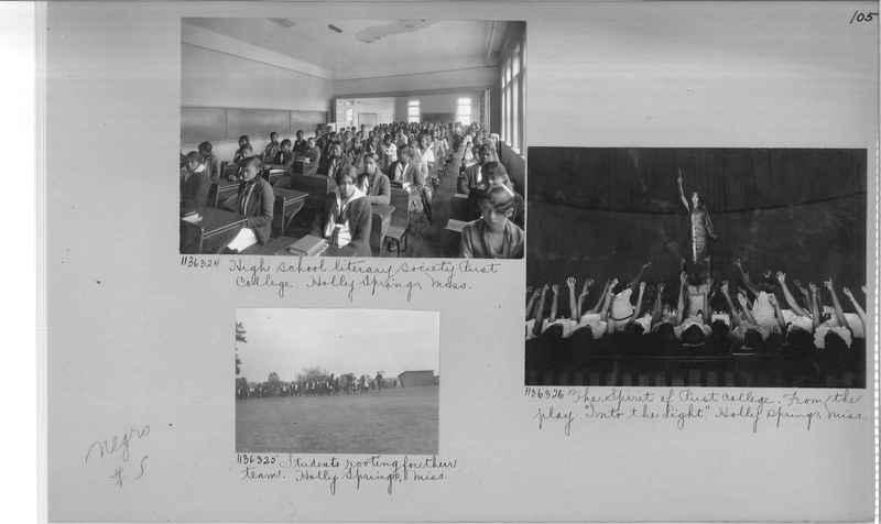 Mission Photograph Album - Negro #5 page 0105