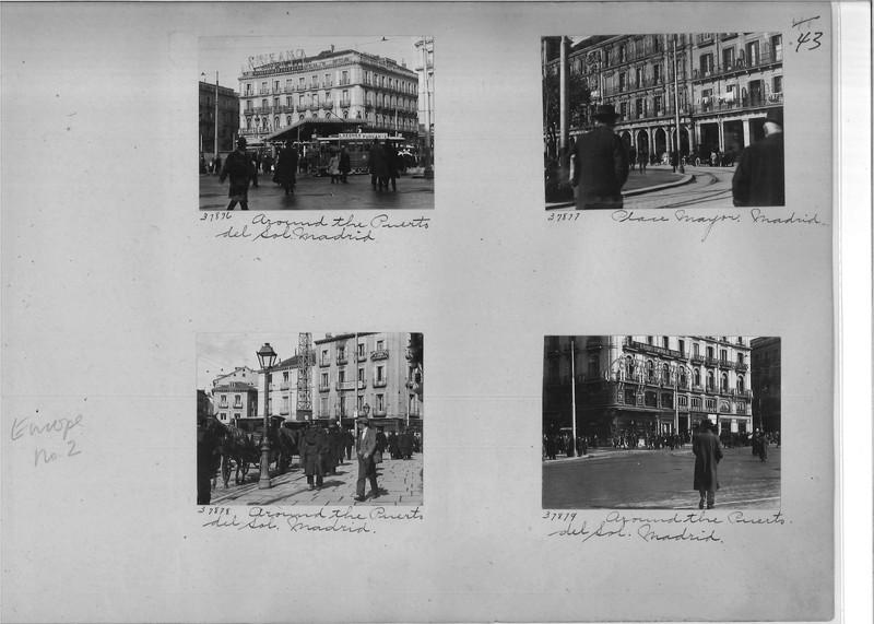 Mission Photograph Album - Europe #02 Page 0043