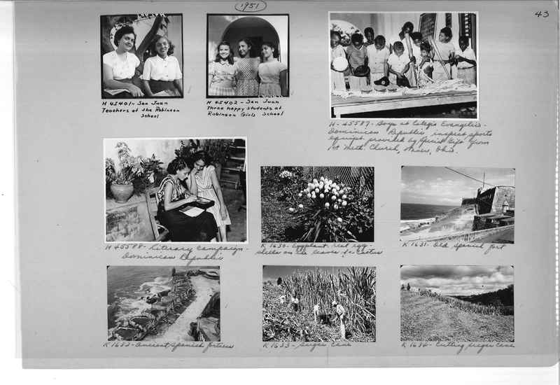Mission Photogragh Album - Puerto Rico #4 page 0043