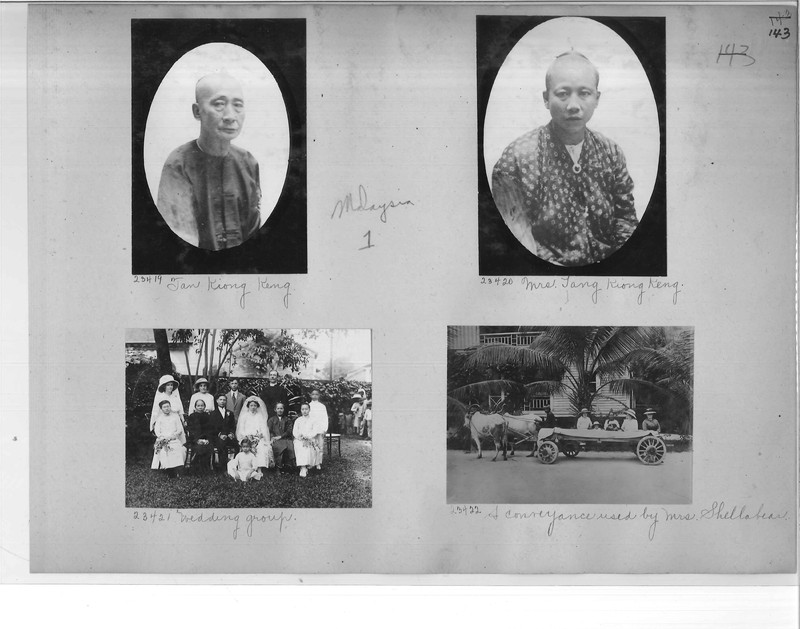 Mission Photograph Album - Malaysia #1 page 0143