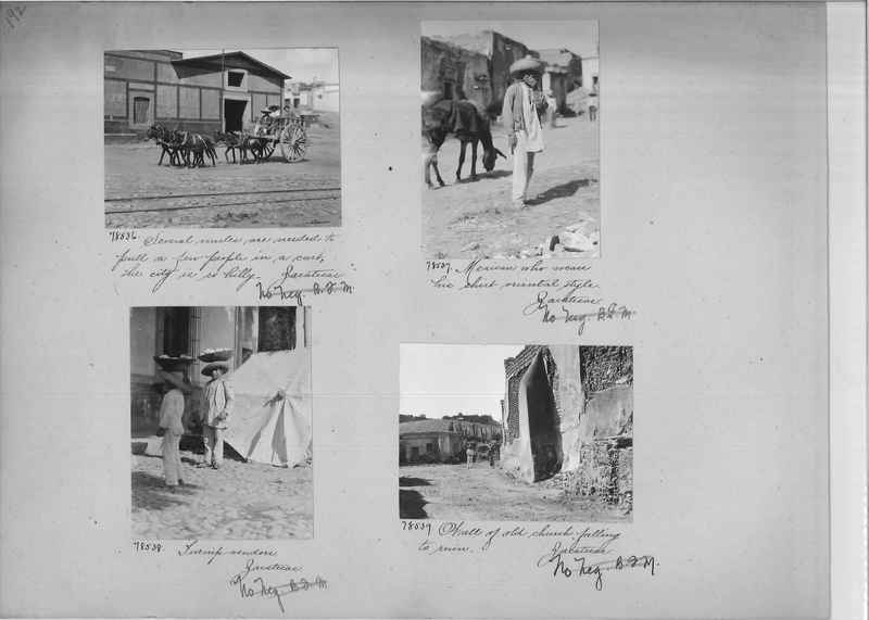 Mission Photograph Album - Mexico #05 page 0192