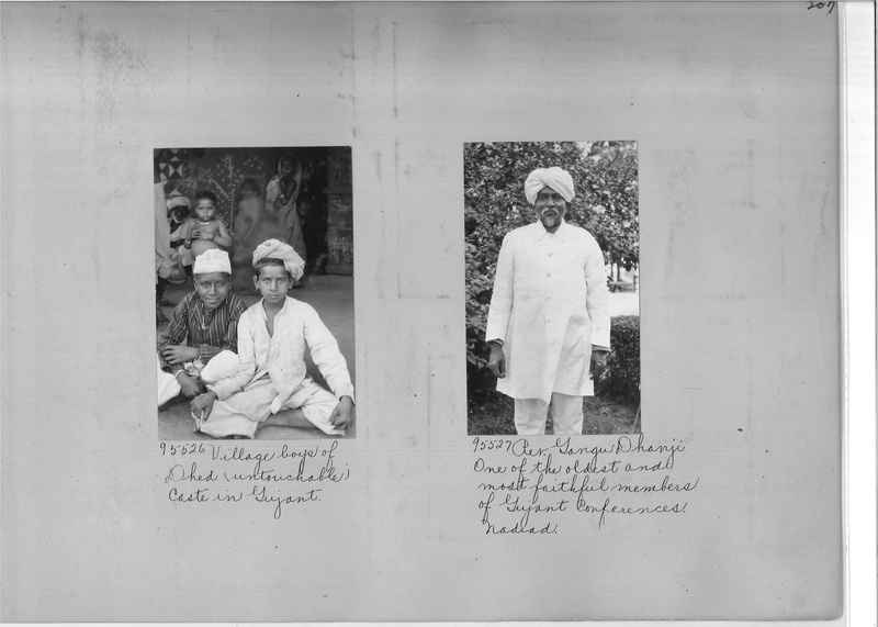 Mission Photograph Album - India #10 Page 0207